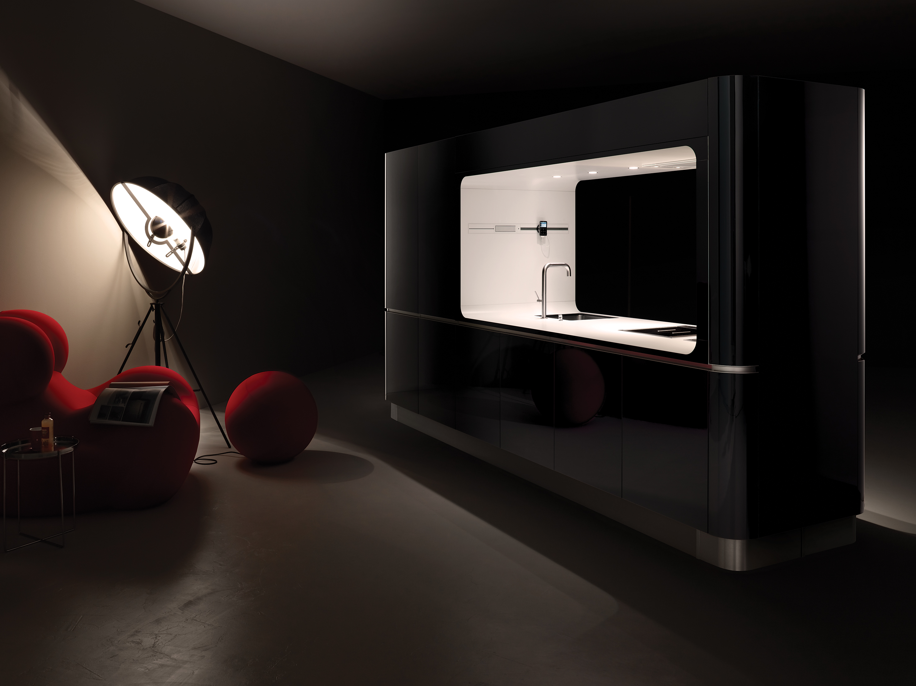 frame, la cucina super compatta | bandazine - Cucine Compatte Design
